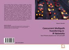 Portada del libro de Concurrent Multipath Transferring in  IP Networks