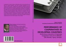 Buchcover von PERFORMANCE OF COOPERATIVES IN DEVELOPING COUNTRIES
