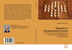 Couverture de Elements of Entrepreneurial Success