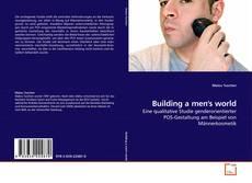 Capa do livro de Building a men's world