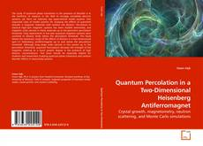 Portada del libro de Quantum Percolation in a Two-Dimensional Heisenberg Antiferromagnet