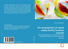 Portada del libro de The development of mixed media jewelry business concept