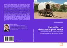 Emigration zur Überwindung von Armut kitap kapağı