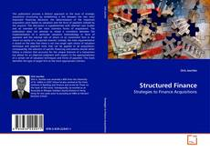 Couverture de Structured Finance
