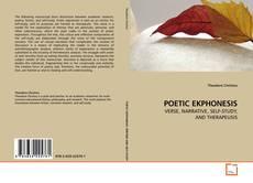 POETIC EKPHONESIS kitap kapağı