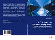 Capa do livro de The Relocation of Functional Headquarters