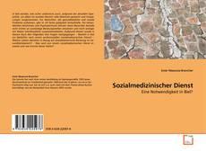 Sozialmedizinischer Dienst kitap kapağı