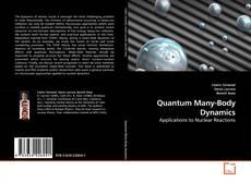 Quantum Many-Body Dynamics kitap kapağı