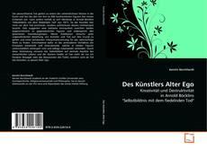 Bookcover of Des Künstlers Alter Ego