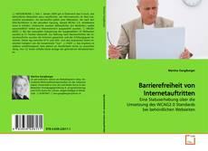Bookcover of Barrierefreiheit von Internetauftritten