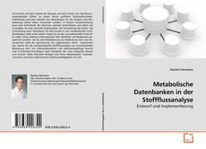 Copertina di Metabolische Datenbanken in der Stoffflussanalyse