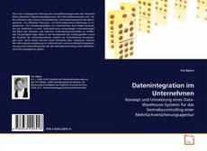 Datenintegration im Unternehmen的封面