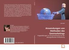 Portada del libro de Anwendungen von Methoden des Geomarketings