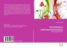 Capa do livro de Nichteheliche Lebensgemeinschaften