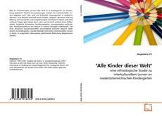 """Bookcover of """"Alle Kinder dieser Welt"""""""