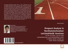 Capa do livro de Dropout Analyse in Nordwestschweizer Leichtathletik Vereinen