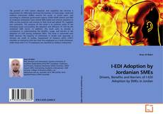 Buchcover von I-EDI Adoption by Jordanian SMEs