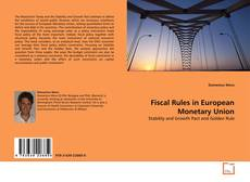 Обложка Fiscal Rules in European Monetary Union