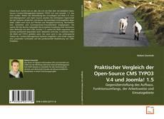 Bookcover of Praktischer Vergleich der Open-Source CMS TYPO3 V.4 und Joomla! 1.5