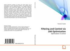 Buchcover von Filtering and Control via LMI Optimisation