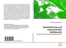 Couverture de Spezialisierung und Internationaler Wettbewerb