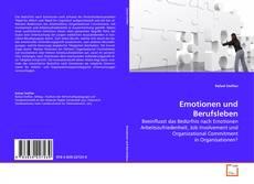 Couverture de Emotionen und Berufsleben