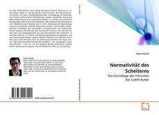 Buchcover von Normativität des Scheiterns