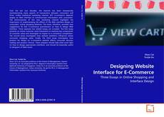Bookcover of Designing Website Interface for E-Commerce