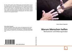 Portada del libro de Warum Menschen helfen