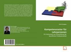 Buchcover von Kompetenzraster für Lehrpersonen