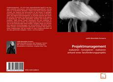 Bookcover of Projektmanagement