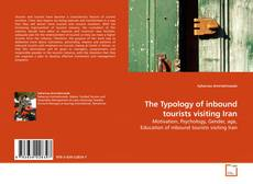 Capa do livro de The Typology of inbound tourists visiting Iran