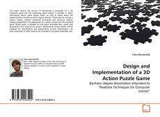 Capa do livro de Design and Implementation of a 3D Action Puzzle Game