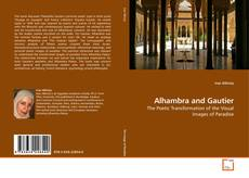 Bookcover of Alhambra and Gautier