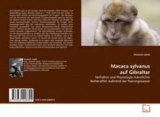 Buchcover von Macaca sylvanus auf Gibraltar