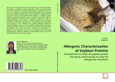 Bookcover of Allergenic Characterization of Soybean Proteins