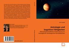 Buchcover von Astrologie und kognitive Fähigkeiten