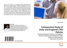 Borítókép a  Comparative Study of India and England's TPD Policies - hoz