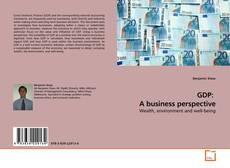 Couverture de GDP:  A business perspective