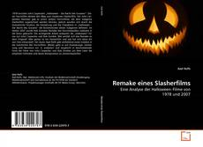 Bookcover of Remake eines Slasherfilms