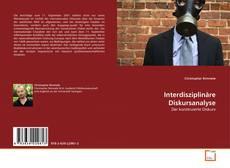 Capa do livro de Interdisziplinäre Diskursanalyse