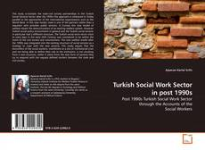 Turkish Social Work Sector in post 1990s kitap kapağı