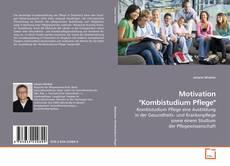 "Bookcover of Motivation ""Kombistudium Pflege"""