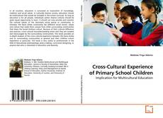 Copertina di Cross-Cultural Experience of Primary School Children