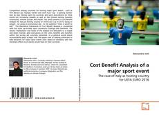Обложка Cost Benefit Analysis of a major sport event