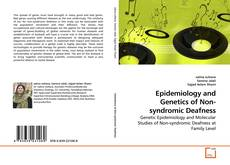 Обложка Epidemiology and Genetics of Non-syndromic Deafness
