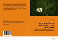 Portada del libro de Lebensqualität bei Mammakarzinom-Patientinnen
