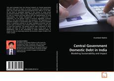 Bookcover of Central Government Domestic Debt in India