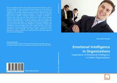 Portada del libro de Emotional Intelligence in Organizations