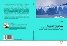 Bookcover of Natural Theology